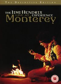 Cover The Jimi Hendrix Experience - Live At Monterey [DVD]